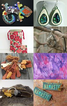 Monday Finds by Nancy and Bruce on Etsy--Pinned with TreasuryPin.com