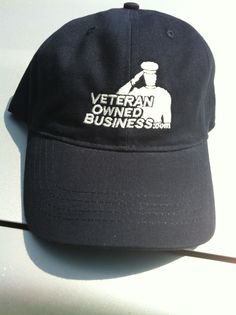 Veteran Owned Business Member Hats.