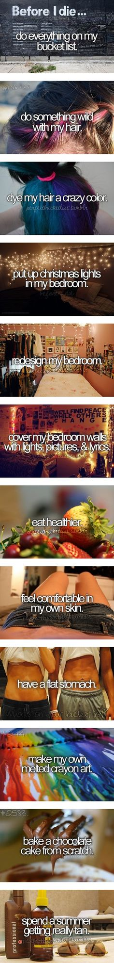 """Bucket List ~ 2013"" by karaa8719 ❤ liked on Polyvore"