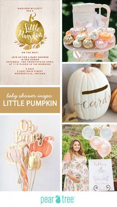 November Baby, October Baby Showers, 2nd Baby Showers, Twin Baby Shower Theme, Baby Boy Shower, Baby Shower Food List, Baby In Pumpkin, Pumpkin Pumpkin, Pumpkin Baby Showers