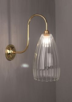 Bathroom Designer Lighting ava bathroom pendant light | fluted glass | period | contemporary