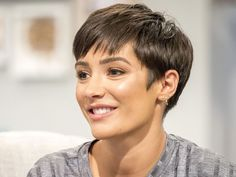 Frankie Bridge opened up to the Loose Women about her battle with anxiety which close pal and Cannonball co-host Freddie Flintoff helps her deal with...
