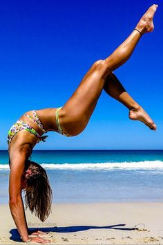 20 inspiring fitness girls to start following on Instagram for all your workout motivation.
