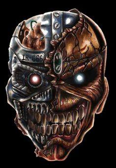 Iron Maiden :-)