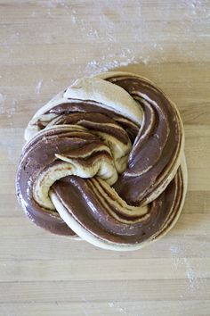 Crock Pot Nutella Swirl Bread | Bread in 5