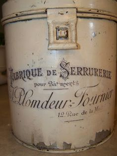 French Brocante find