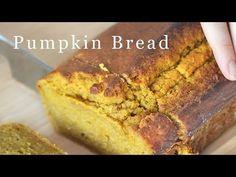 Easy Pumpkin Bread Recipe - Eugenie Kitchen
