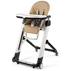 Chaise haute bébé siesta noce Peg perego
