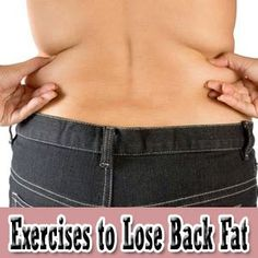 Tips Park: Exercises to Lose Lower Back Fat