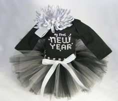 Baby Girl New Year Outfit  Babys New Year by EleventhHourDesigns, $38.00