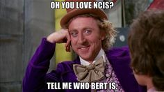 You don't truly love NCIS unless you do know who he is.