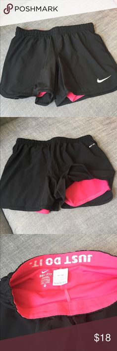 XS Nike Dri Fit Shorts Gently used. Nike Shorts