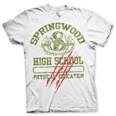 Koszulka Springwood High School