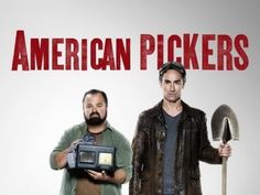 American Pickers looking for local antique collections - Galion Inquirer - galioninquirer.com