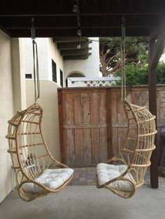 Natural Rattan Fallon Cocoon Chair with Cushion by World Market Small Swivel Chairs For Living Room Key: 1959490067 Design Living Room, Living Room Seating, Accent Chairs For Living Room, Living Room Lighting, Living Room Furniture, Home Furniture, Living Room Decor, Antique Furniture, Modern Furniture