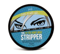 The Stripper. Suck out blackheads with activated charcoal!