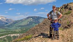 Start kids hiking early!  Ways to encourage and motivate them to go the distance. #hiking #outdoors #backpacking
