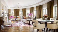 Si estas dispuesto a gastarte un dineral en una noche, te presentamo los alojamientos más lujosos y exclusivos del mundo