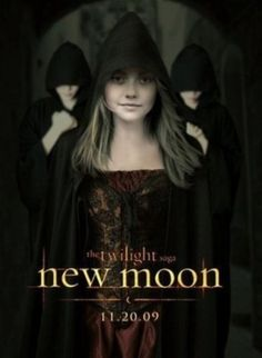 DAKOTA FANNING in new moon this is the second movie to the twilight saga