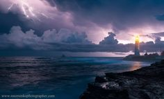 Crimea. Tarhankut. Natural phenomena