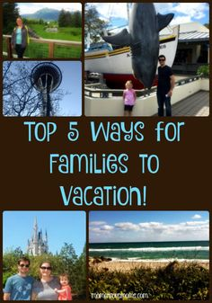 Top 5 Ways for Famil