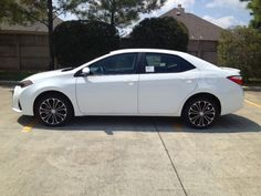 We love these new 2014 #Toyota #Corolla pictures! Getting ready for new website pictures.