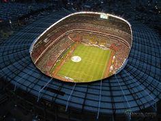 #EstadioAzteca  Mexico