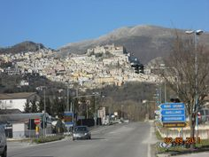 Muro Lucano- My Father-in-laws home town
