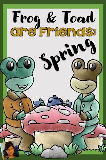 Frog and Toad are Friends: Spring Book Activities will help students understand plot with comprehension questions, games, vocabulary, grammar, fluency, phonics, comprehension strategies, sequencing, writing, and a comprehension test with answer key! Frog and Toad are Friends: Spring Activities is great for guided reading or whole group! Frog and Toad are Friends: Spring was written by Arnold Lobel and must be purchased separately. Spring Activities, Classroom Activities, Book Activities, Robin Wilson, First Grade, Second Grade, Spring Books, Comprehension Strategies, Frog And Toad