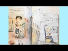 The Invisible Boy, Written by Trudy Ludwig Illustrated by Patrice Barton - YouTube