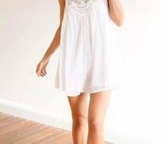 New Women Sexy O-Neck Sleeveless Summer Lace Casual Dress
