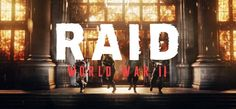 RAID World War 2: Blender Finds Itself Once Again With The Pros!