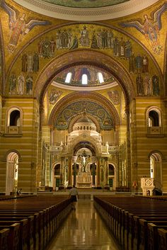 St. Louis: Cathedral Basilica of St. Louis