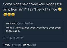 Straight to Hell, first in line, and first class ride there. Relatable Tweets, Funny Tweets, Funny Facts, Funny Quotes, Funny Memes, Jokes, Tweet Quotes, Twitter Quotes, Stupid Funny
