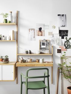 So make sure you design your home office exactly how you want from the perfect colors. See more ideas about Desk, Home office decor and Home Office Ideas. Design Your Home, Home Office Design, Home Office Decor, House Design, Office Ideas, Office Designs, Ypperlig Ikea, Desks For Small Spaces, Ikea Bedroom