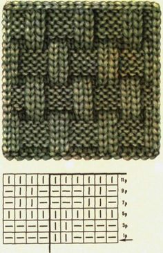 Strickmuster - You are in the right place about Knitting Pattern for kids Here we offer you the most beautiful pictures about the Knitting Pattern vest you are looking for. Baby Knitting Patterns, Knitting Stiches, Knitting Charts, Free Knitting, Crochet Stitches, Stitch Patterns, Crochet Patterns, Beginner Knitting, Knitting Machine