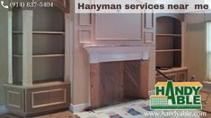 HANDYABLE IS WESTCHESTER, PUTNAM, ROCKLAND AND FAIRFIELD COUNTY'S FULL-SERVICE MASTER HOME IMPROVEMENT, HOME RENOVATION, ROOFING AND PAINTING CONTRACTOR. Carpentry Services, Home Repair Services, Home Renovation, Home Remodeling, Painting Contractors, Fairfield County, Construction Services, Home Improvement, House