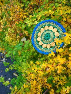 omⒶ KOPPA: Kukkaympyrät