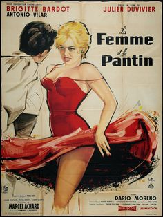 These are our favorite Brigitte Bardot movie posters that are part of our FFF Museum Collection. Each Brigitte Bardot poster is vintage and original. Robert Palmer, French Movies, Old Movies, Vintage Films, Vintage Posters, Louis Armstrong, Claude Barzotti, Brigitte Bardot Movies, Guy Béart