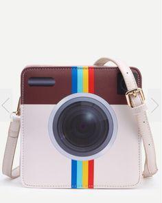 CAMARA BAG FROM ROMWE.   http://www.romwe.com/White-Camera-Shaped-Crossbody-Bag-p-178236-cat-692.html