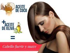 Mascarilla casera reparadora para cabello   ActitudFEM Mini Spa, Hair Repair, Hair Hacks, Healthy Hair, Hair And Nails, Body Care, My Hair, Beauty Hacks, Beauty Tips