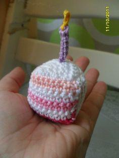 Geburtstagstörtchen