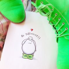 II got some amazing green boots a few days ago and I keep getting stared at when I walk into shops :) I absolutely love being different and my mum always says; if everyone wore the same thing, life would be boring :) ✿ Walt Disney, Cute Disney, Disney Dream, Disney Art, Disney Pixar, All Disney Princesses, Pocket Princesses, Disney Characters, Big Hero 6