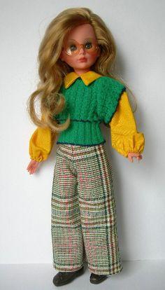 Corinne (Italocremona) doll