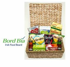 Win Hampers of Irish Foods. Enter your email to be in with a chance to win!