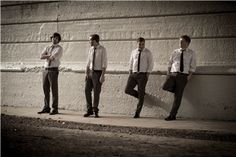 The WhiteWall Gentlemen 2013