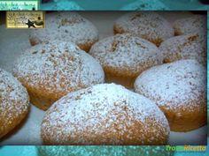 Muffin Alla Nutella  #ricette #food #recipes