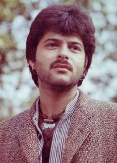 Image result for young anil kapoor
