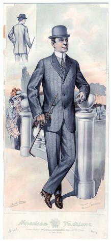 1911-1913, Plate 028 :: Costume Institute Fashion Plates