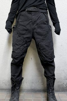 "MA_JULIUS MILITARY STYLE ""SURVIVAL"" PANTS"